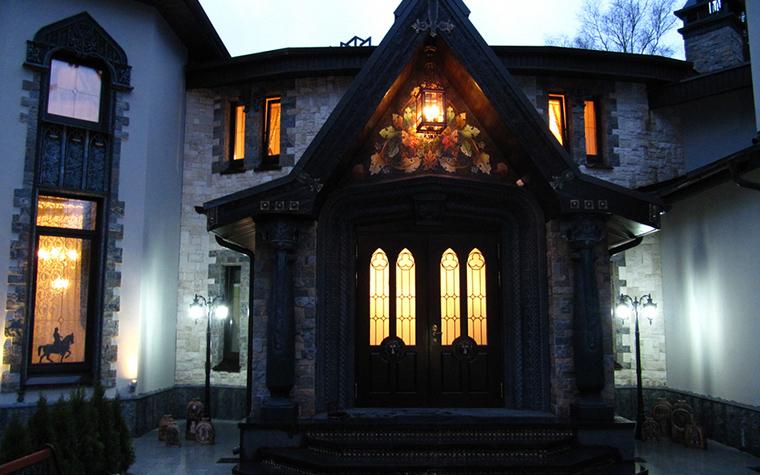 Фото № 18652 фасад  Загородный дом