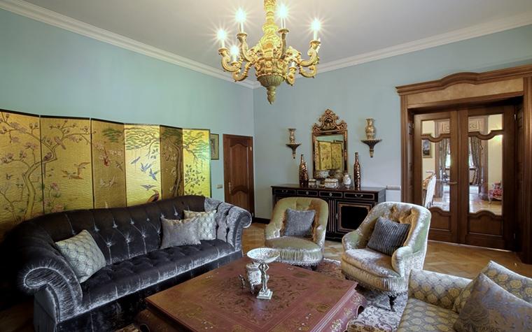 Фото № 18740 комната отдыха  Загородный дом