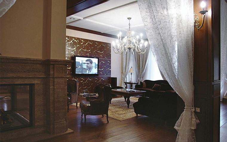 интерьер гостиной - фото № 18747