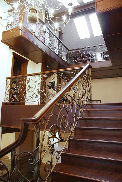 Фото № 18754 холл  Загородный дом