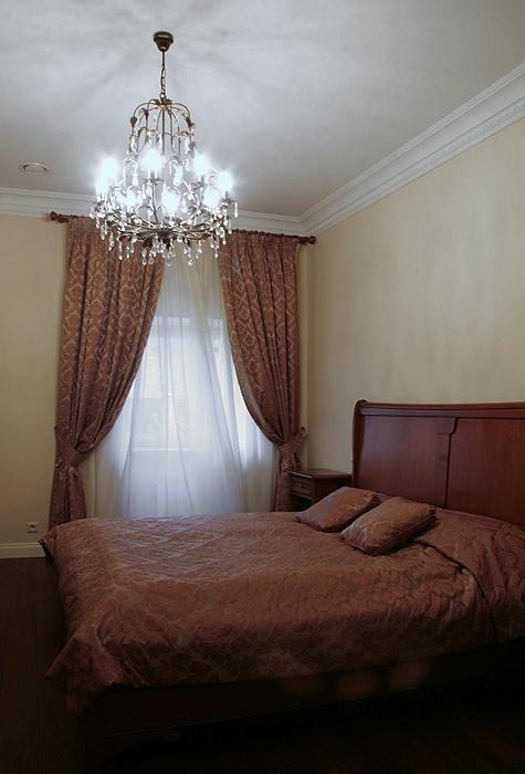 Фото № 18763 спальня  Загородный дом