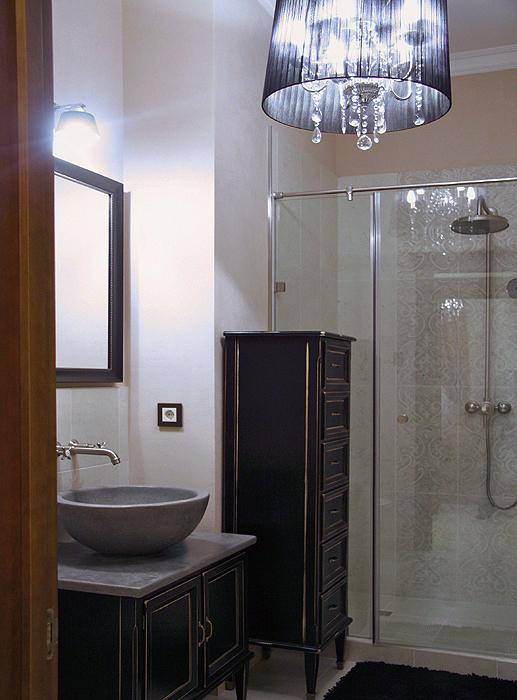 Фото № 18774 ванная  Загородный дом