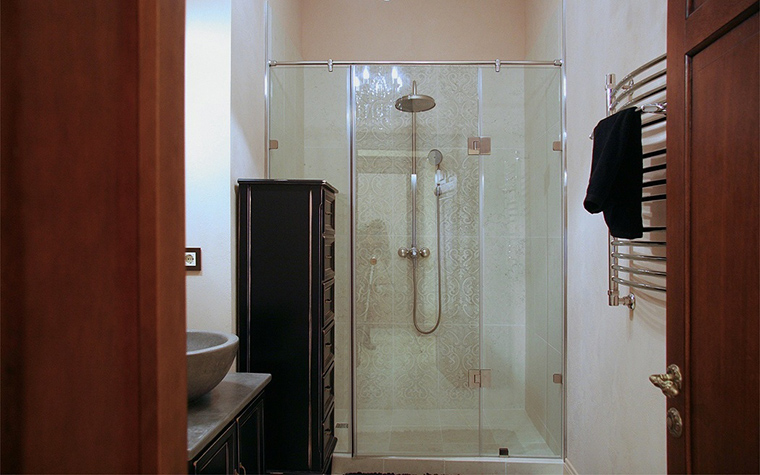 Фото № 18775 ванная  Загородный дом