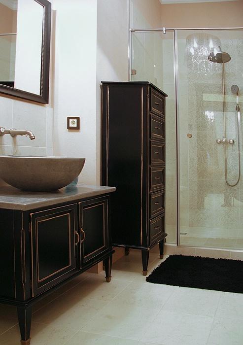 Фото № 18776 ванная  Загородный дом