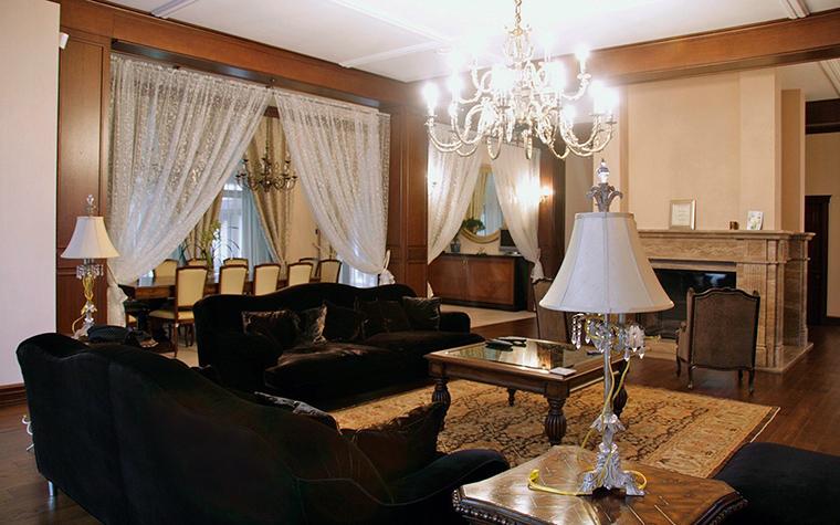 интерьер гостиной - фото № 18748