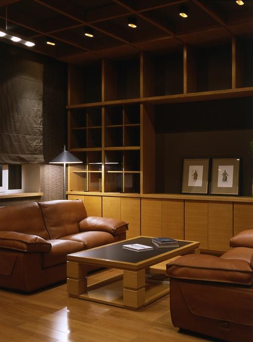 интерьер кабинета - фото № 19021