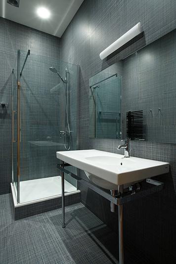 интерьер ванной - фото № 19028
