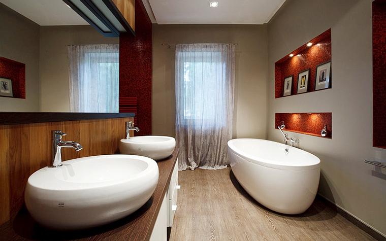 интерьер ванной - фото № 19031