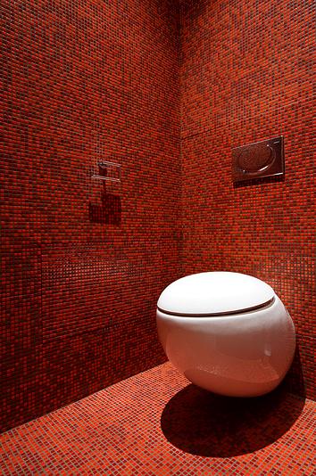 интерьер ванной - фото № 19033