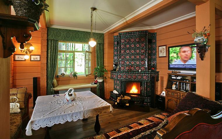 интерьер гостиной - фото № 19317