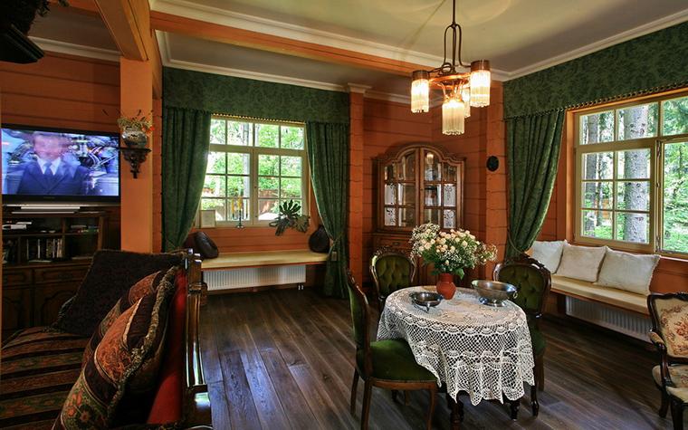 интерьер гостиной - фото № 19318
