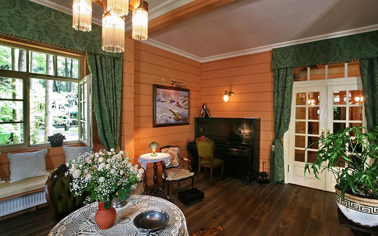 интерьер гостиной - фото № 19319