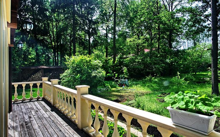 Загородный дом. терраса  из проекта , фото №19326