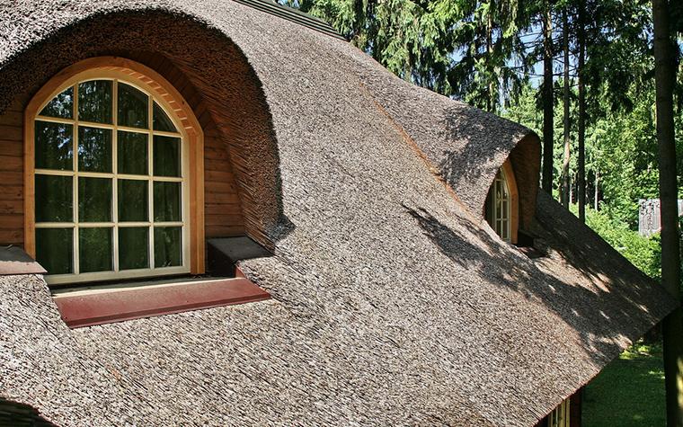 Загородный дом. терраса  из проекта , фото №19322