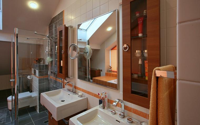 Фото № 19372 ванная  Загородный дом