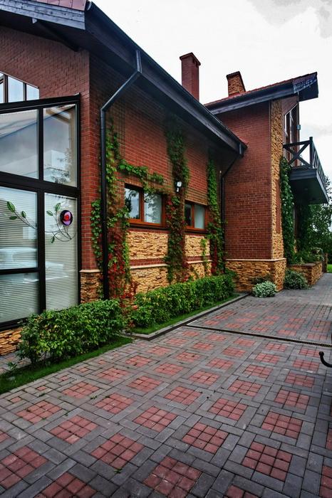 Фото № 19459 фасад  Загородный дом