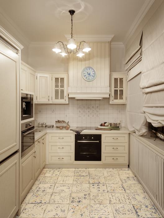 Загородный дом. кухня из проекта , фото №19436