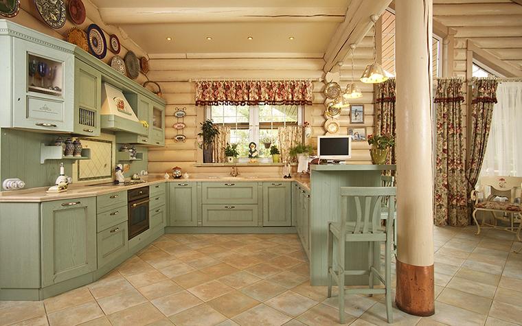 интерьер кухни - фото № 19701