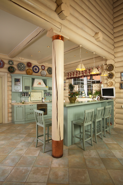интерьер кухни - фото № 19703