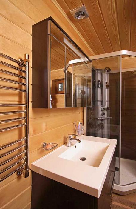 интерьер ванной - фото № 19736