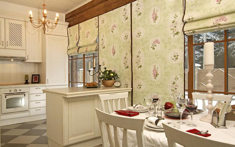 интерьер кухни - фото № 19987