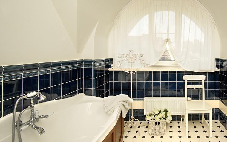 Загородный дом. ванная из проекта , фото №20027