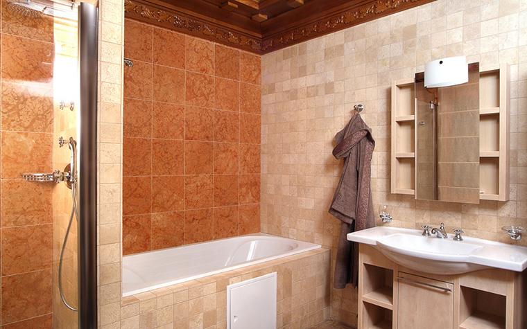 интерьер ванной - фото № 20321