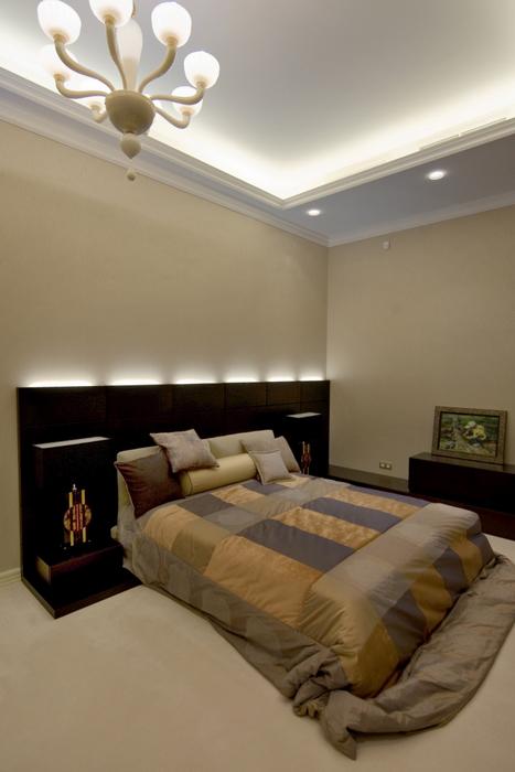 интерьер спальни - фото № 20638