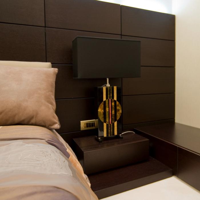 интерьер спальни - фото № 20639