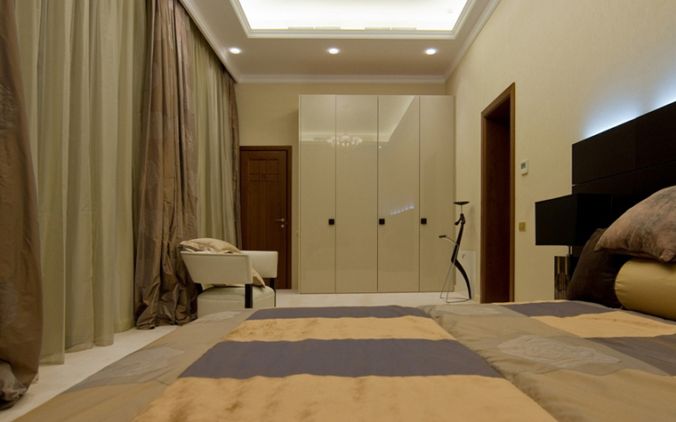 интерьер спальни - фото № 20640