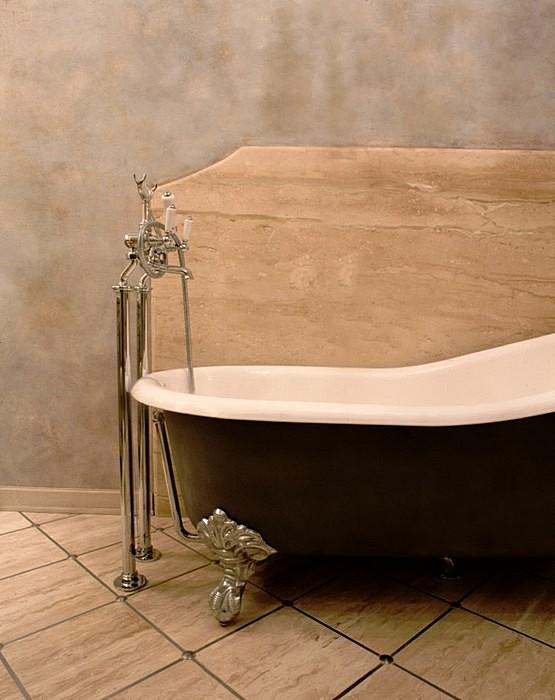 Фото № 16512 ванная  Загородный дом