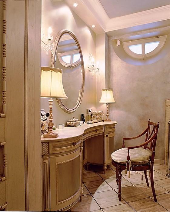 Фото № 16515 ванная  Загородный дом