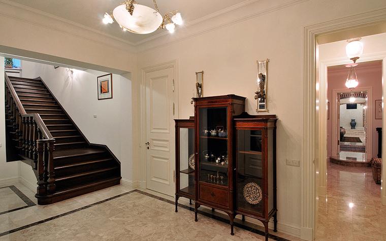 интерьер холла - фото № 20495