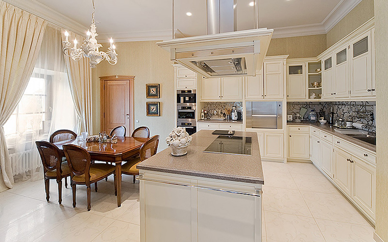 интерьер кухни - фото № 14972