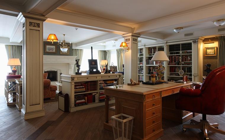 интерьер кабинета - фото № 14959