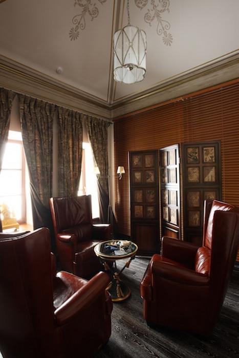 комната отдыха - фото № 14980
