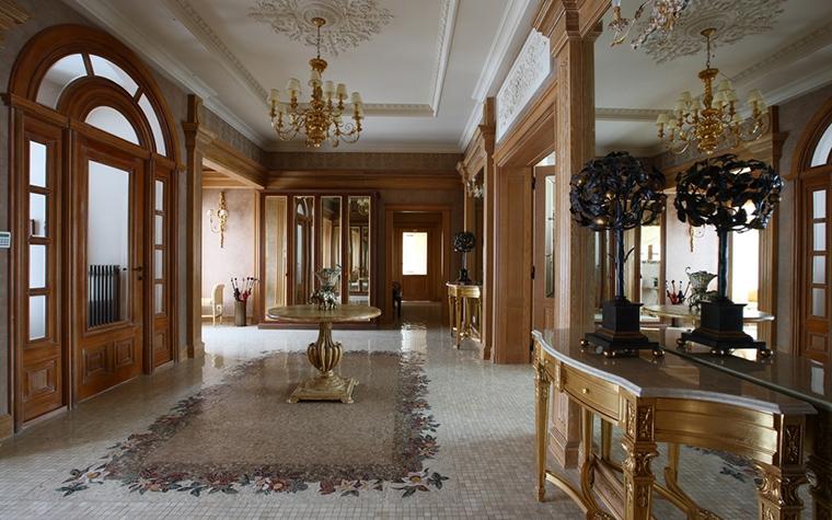 интерьер холла - фото № 14962