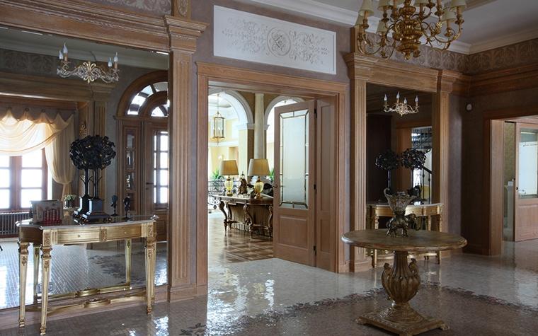 интерьер холла - фото № 14963