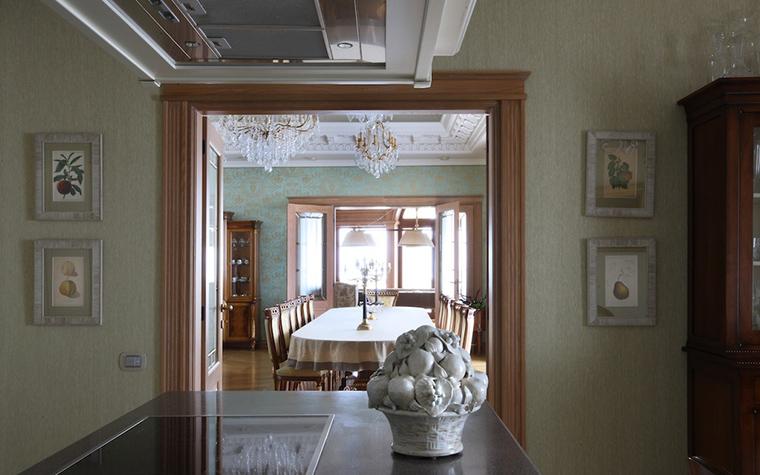 интерьер кухни - фото № 14973