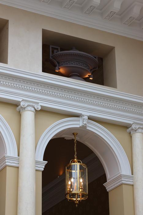 Фото № 18597 холл  Загородный дом