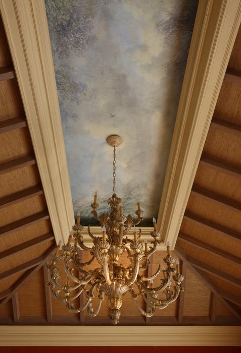 интерьер гостиной - фото № 18611