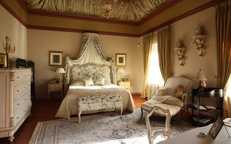 спальня - фото № 18612