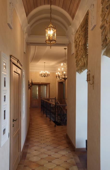 интерьер холла - фото № 18626