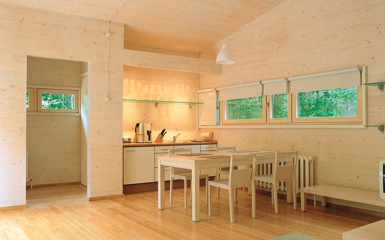 Загородный дом. кухня из проекта , фото №27056