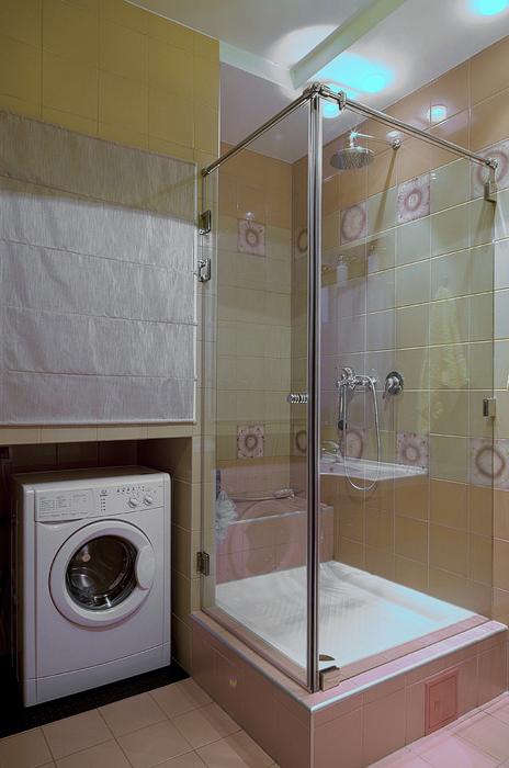 Фото № 20658 ванная  Загородный дом