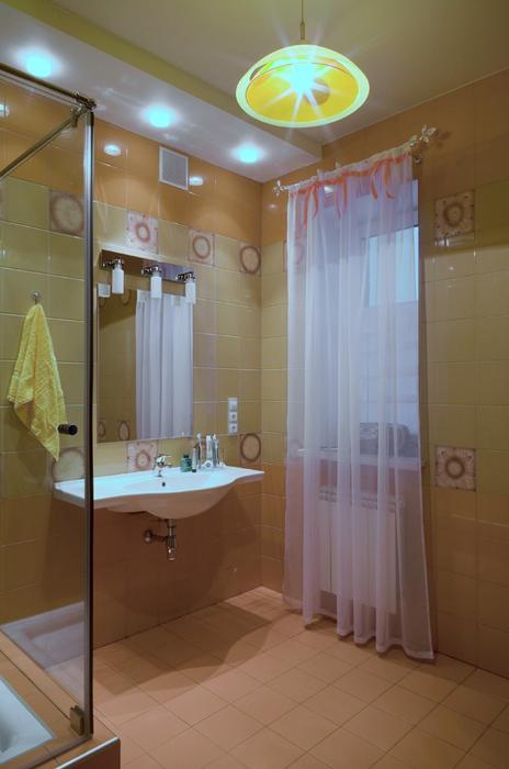 Фото № 20659 ванная  Загородный дом
