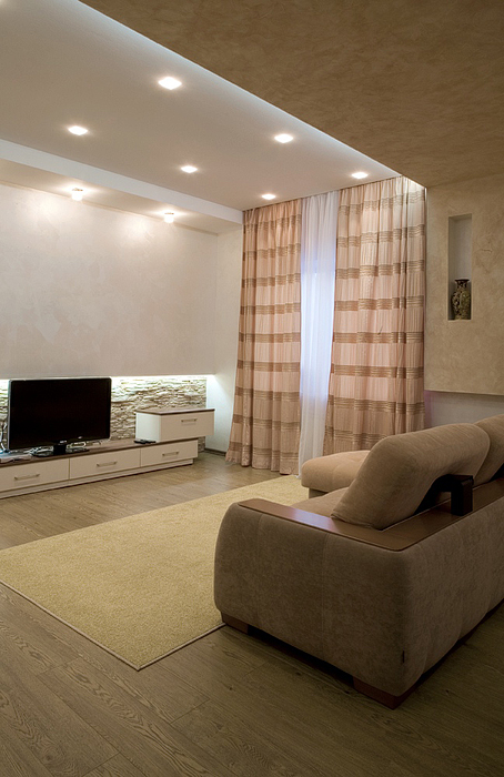 интерьер гостиной - фото № 20650