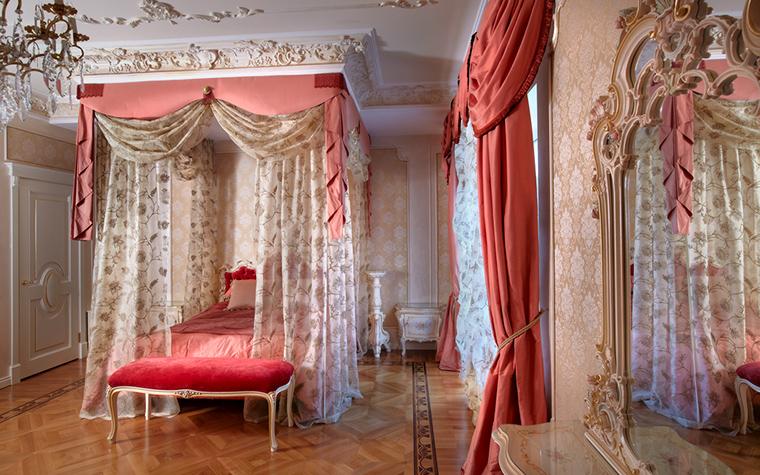 интерьер спальни - фото № 20720