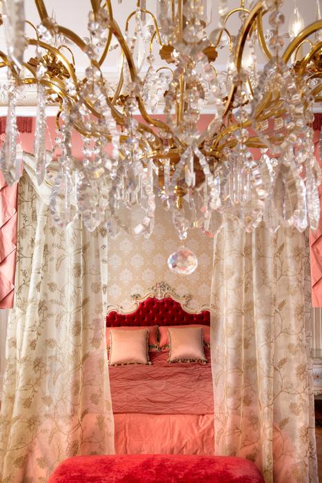 Фото № 20721 спальня  Загородный дом