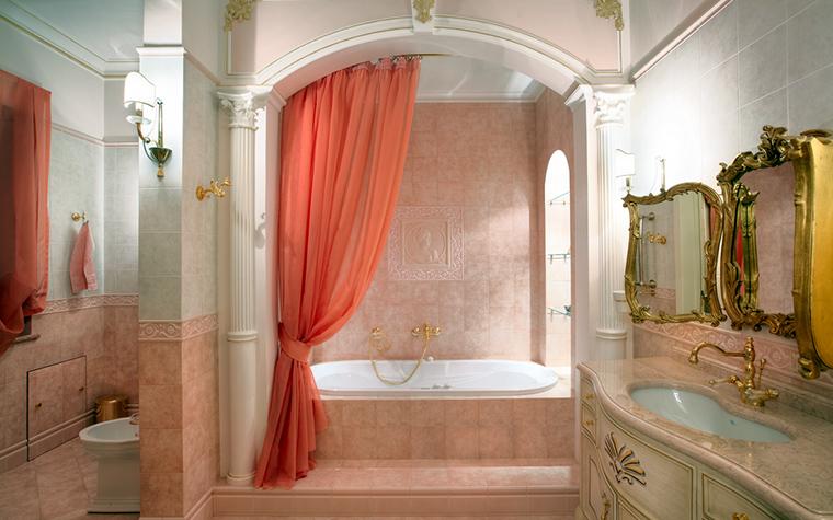 Фото № 20725 ванная  Загородный дом